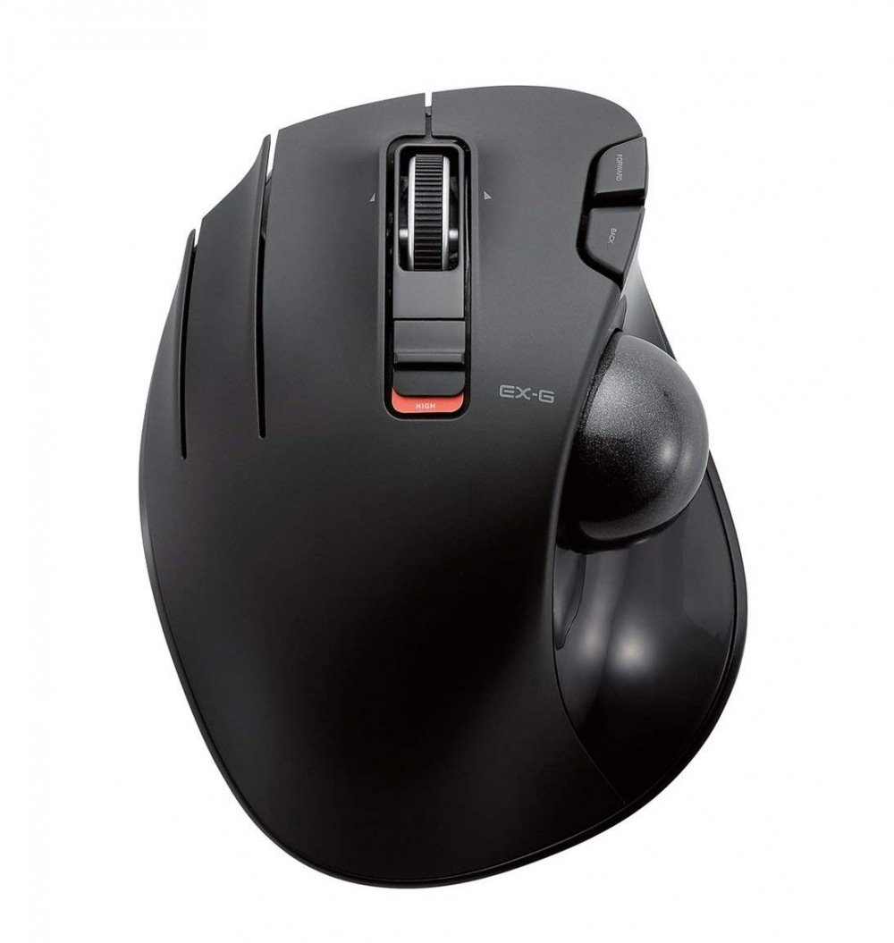 left handed mouse