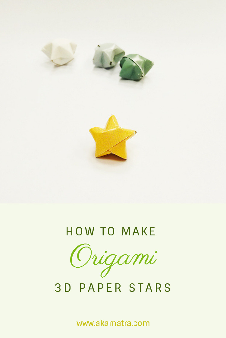 How to make Origami Star - Five Pointed Paper Star Instructions ... | 1120x750