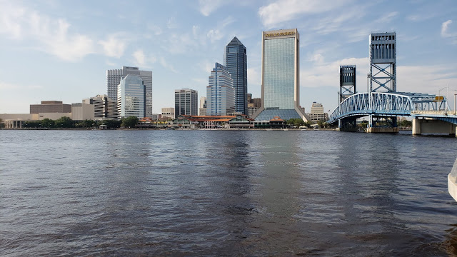 Jacksonville, Florida. A two day itinerary