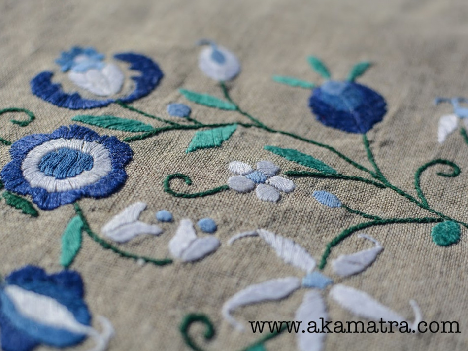 4 Challenging Embroidery Techniques to Try This Summer