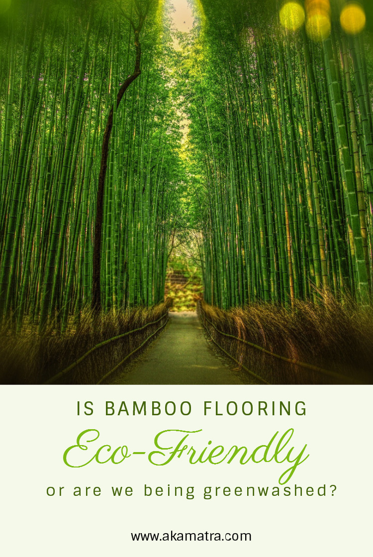 Is bamboo flooring really eco-friendly?