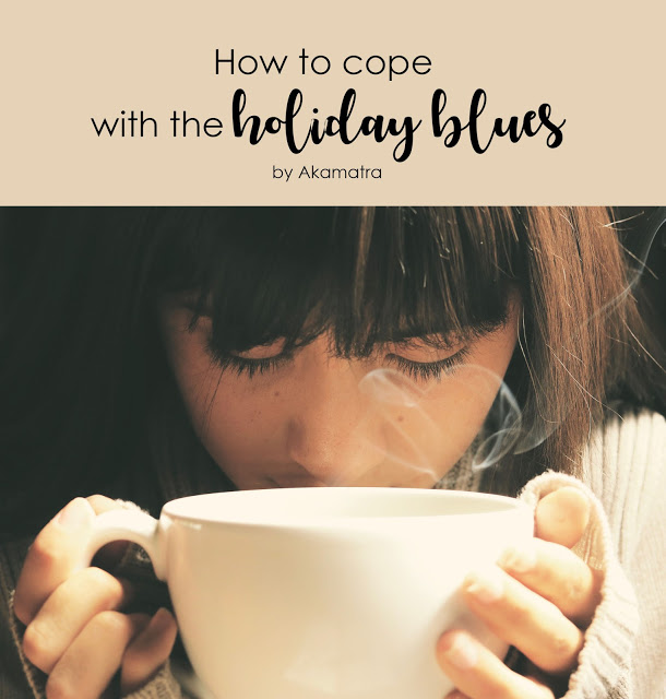 How to cope with the holiday blues