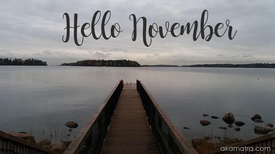 hello november akamatra