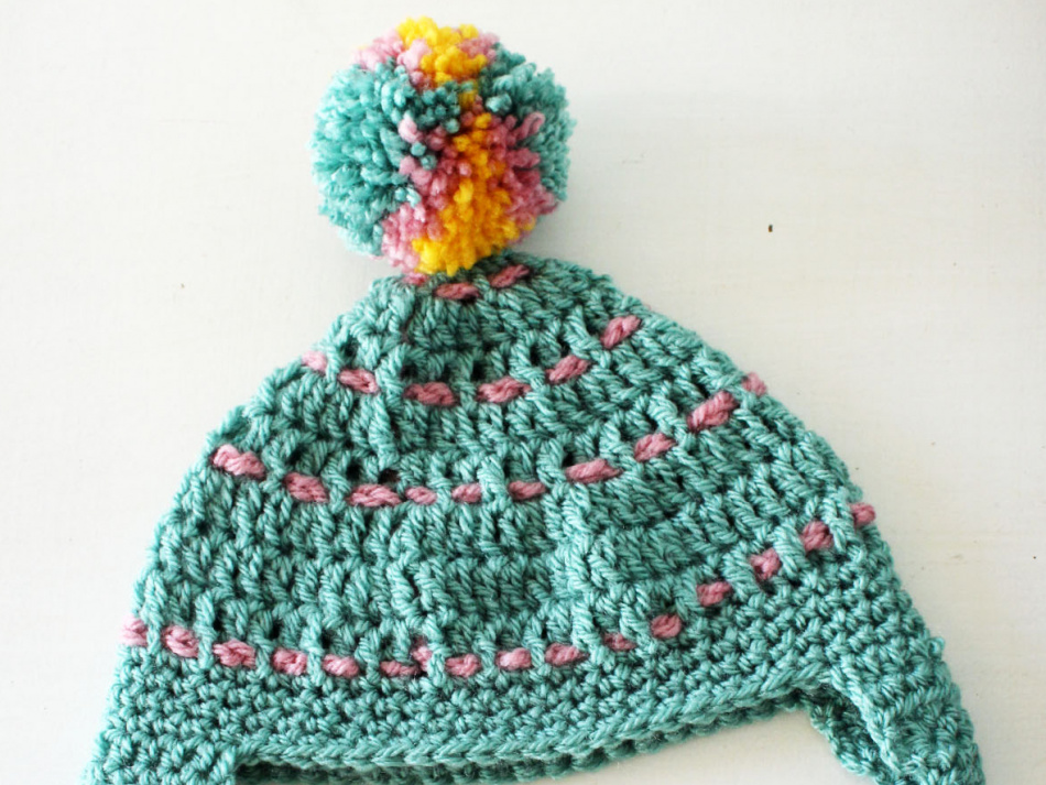 Crochet Baby Hat Free Pattern Akamatra