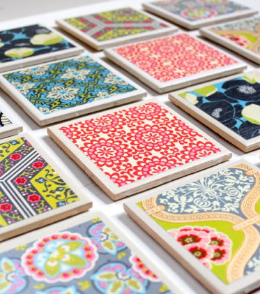 Don't Be Square: Things to make with spare tiles