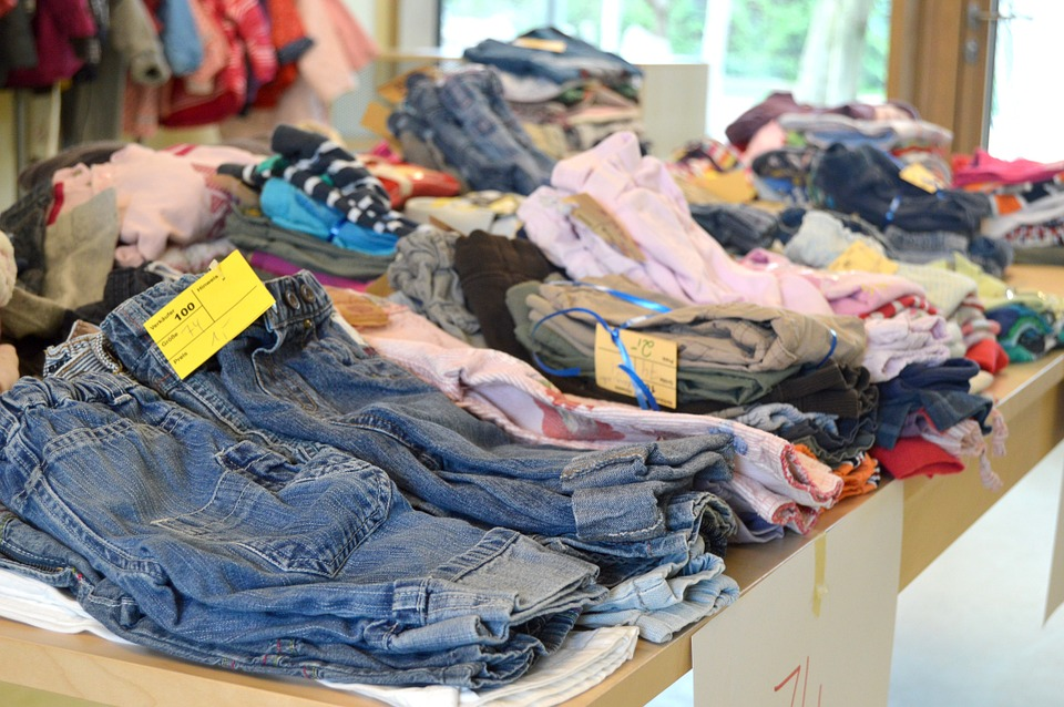 Bargain Hunting: On the hunt for Second-Hand Clothes