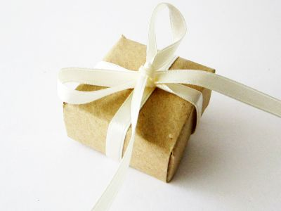 DIY - Origami gift boxes