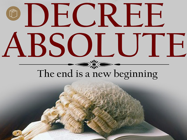 Decree Absolute - Book tour