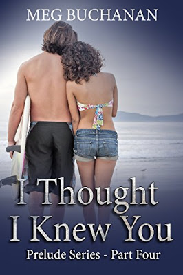 I thought I knew you - Blog tour