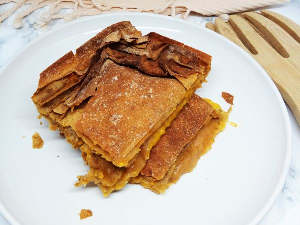 savory pumpkin pie recipe