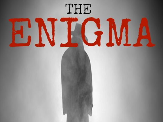 the enigma book review
